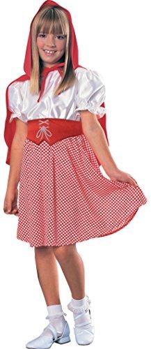 Rubies Child's Red Riding Hood Costume, Medium