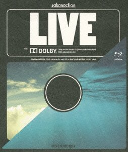 SAKANAQUARIUM 2013 sakanaction -LIVE at MAKUHARI MESSE 2013.5.19-(Blu-ray Disc)(通常盤)