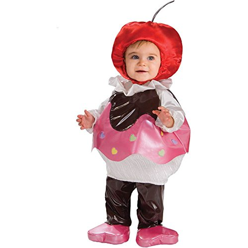 Sweetheart Cupcake Toddler Costume - Toddler