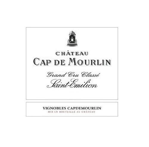 2005 Château Cap De Mourlin Saint-Émilion Grand Cru Classé 750 Ml