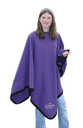 Amazon.com: Scout Shops Ltd Scout Poncho Blanket: Clothing
