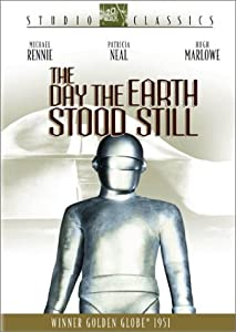 "Cover of ""The Day the Earth Stood Still"""