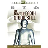 The Day the Earth Stood Still ~ Michael Rennie