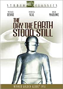 The Day the Earth Stood Still (Bilingual)