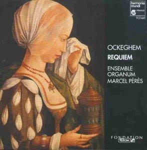 Johannes Ockeghem: Requiem (Gesamtaufnahme)