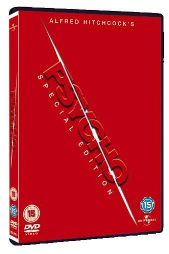 Psycho (2 Disc Special Edition) [DVD]