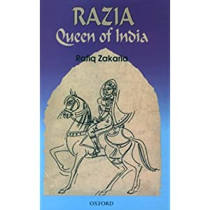 Amazon.com: Razia: Queen of India (9780195793604): Rafiq Zakaria ...