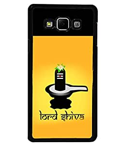 printtech Lord God Shivling Back Case Cover for Samsung Galaxy A7::Samsung Galaxy A7 A700F