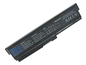 Toshiba Satellite L775-S7245 Laptop Battery - New TechFuel Professional 12-cell, Li-ion Battery