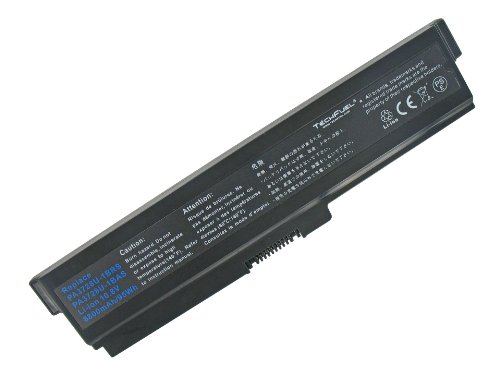 Toshiba Satellite L645D-S4030 Extended Capacity Laptop Battery - Premium TechFuel� 12-cell, Li-ion Battery
