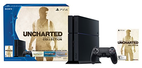 PlayStation 4 500GB Uncharted: Photo