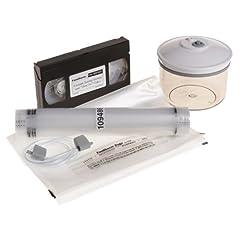 FoodSaver Vac 800 Vacuum-Sealing Kit
