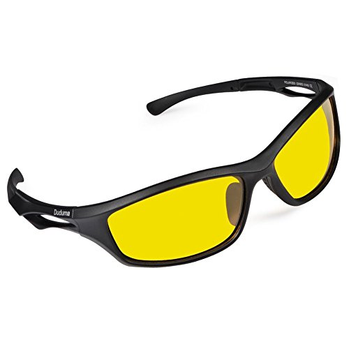 ff5a089067 Duduma Polarized Sports Sunglasses for Running Cycling Fishing Golf Tr90  Unbreakable Frame (black matte frame with ...