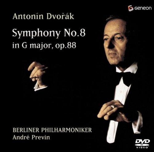 ドヴォルザーク/交響曲第8番ト長調作品88/プレヴィン、ベルリン・フィル [DVD]