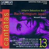 Bach: Cantatas, Vol. 13