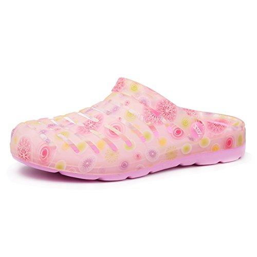 Ladies Shoes / Chaussures de gelée fond plat /Chaussures de plage/ Chausson slip