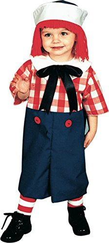 Boys Raggedy Andy Costume