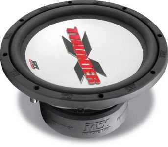 "Mtx Us-Xt12-44 X Thunder Series 12"" Woofer"