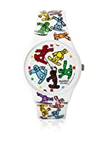 Swatch Reloj de cuarzo Unisex BIG RIDE GZ201 34 mm