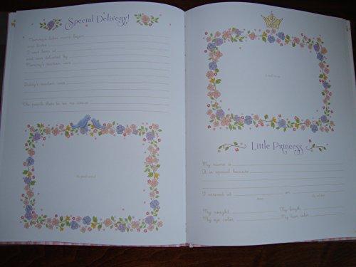 CR Gibson Disney Sweet Princess Baby Memory Book - 1