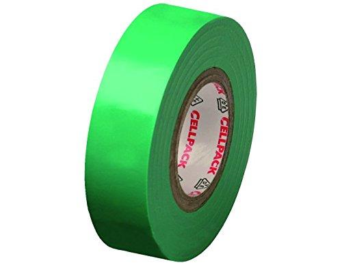 cellpack-no-128-dimensions-25m-x-25mm-x-015mm-longueur-x-largeur-x-epaisseur-vert-ruban-disolation-e