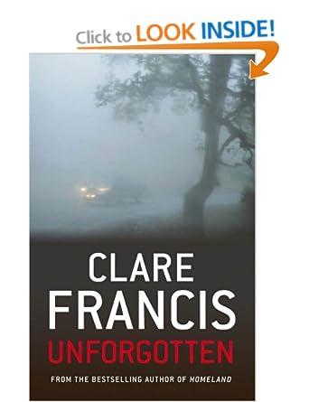 Unforgotten - Clare Francis