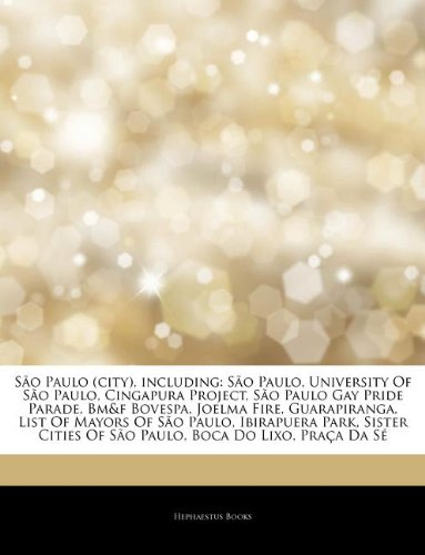articles-on-s-o-paulo-city-including-s-o-paulo-university-of-s-o-paulo-cingapura-project-s-o-paulo-g