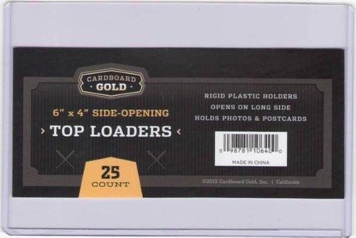 25ct Cardboard Gold 6