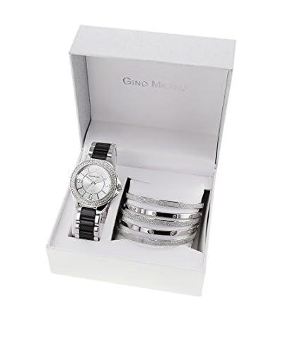 GINO MILANO Reloj de cuarzo + Pulsera MWF14/009B 39 mm