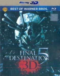 Amazing Amazonin Buy Final Destination 5 3D DVD Bluray