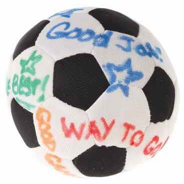 One Autograph Soccerball - 1