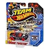 Team Hot Wheels High Speed Wheels - Torque Twister (Black #28)