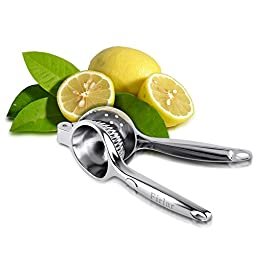 Firlar Lemon Squeezer Stainless Steel Manual Citrus Lime Juicer Anti-corrosive Hand Press Fruit Juice
