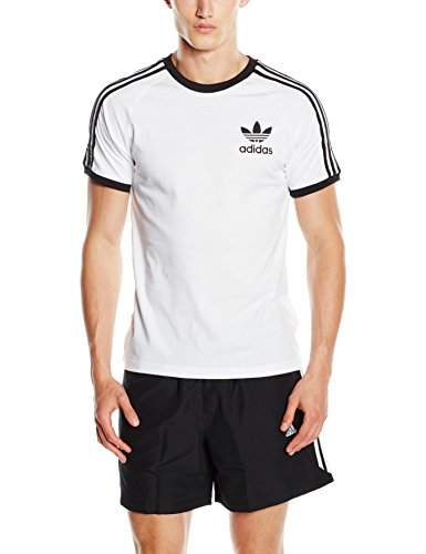 Adidas Originals California T-shirt - White