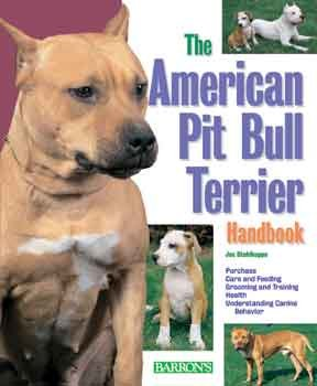 The American Pit Bull Terrier Handbook (Catalog Category: Dog / Books-by Breed)