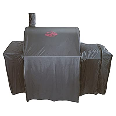 Char-Griller Char-Griller Smokin' Pro/Pro Deluxe Grill Cover