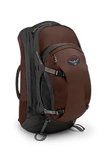 Osprey Men's Waypoint 85 Travel Backpack, Earth Brown, Medium
