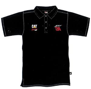 Jeff Burton Chase Authentics Caterpillar Polo - 2013 by Chase Authentics
