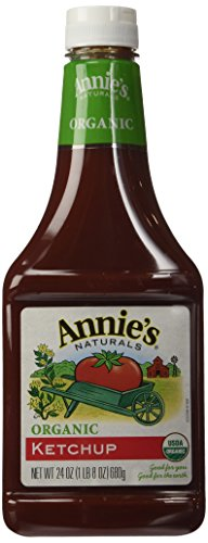 Annie's Naturals Organic Ketchup, 24-Ounce Bottles (Pack of 6)
