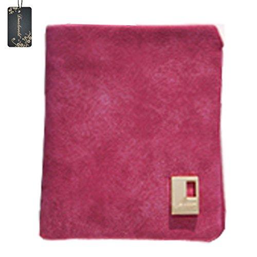 Donalworld Damen Clutch Checkbook ändern Münze Tasche Purse Mini Damen Damen Handtasche Geldbeutel Rot rot S
