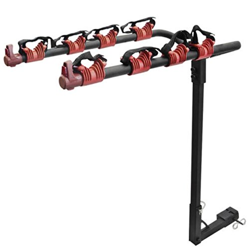 Bike Rack Hitch Mount Carrier Car yakima thule garage Wall Trunk 4 Bicycle (Vw Van Roof Racks compare prices)