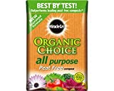Miracle gro organic choice all pupose peat free compost- 50 L