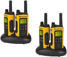 Comprar Motorola P14MAA03A1BL - Walkie-Talkie, naranja