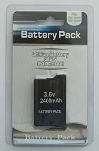 PSP Slim & Lite - Replacement Battery - 2400mAh - Double Capacity