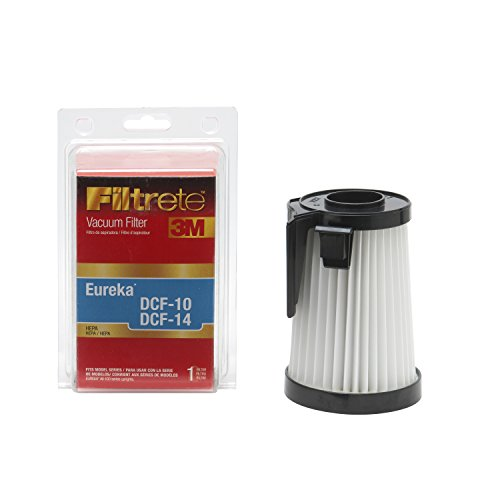 Eureka DCF-10 & DCF-14 HEPA Filter (3m Service Vacuum Cleaner compare prices)