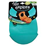 Tommee Tippee Roll n Go Explora Bib 7+ Months-BLUE