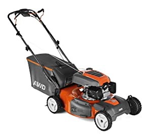 Husqvarna 961450011 HU800AWD All Wheel Drive Auto Walk Mower, 22-Inch from Husqvarna Wheeled