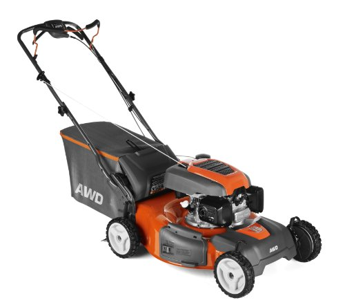 Husqvarna 961450011 HU800AWD All Wheel Drive Auto Walk Mower, 22-Inch