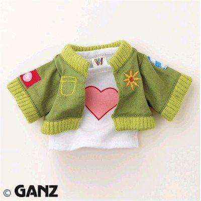 Webkinz Clothing Cute Cropped Jacket