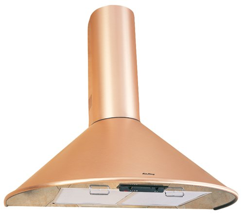 Air King CAN36CO 36-Inch Valencia Chimney Style Range Hood, Copper